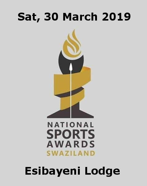 Eswatini National Sports Awards 2019 Pic