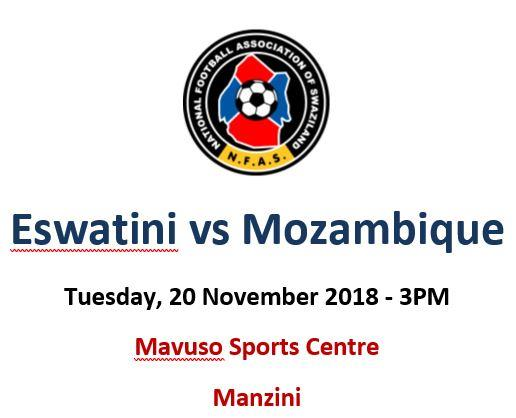 Eswatini vs Mozambique
