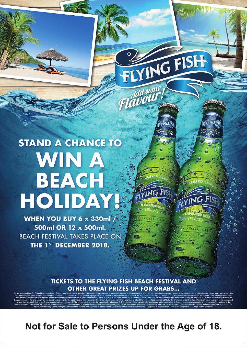 Flying Fish Beach Festival 2018