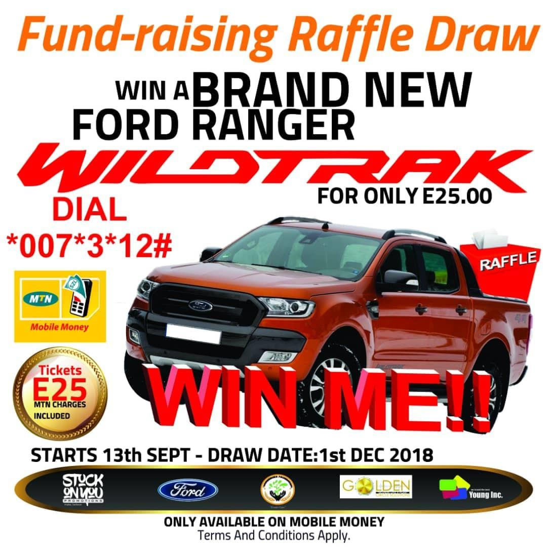 Fund-rasing Raffle Draw