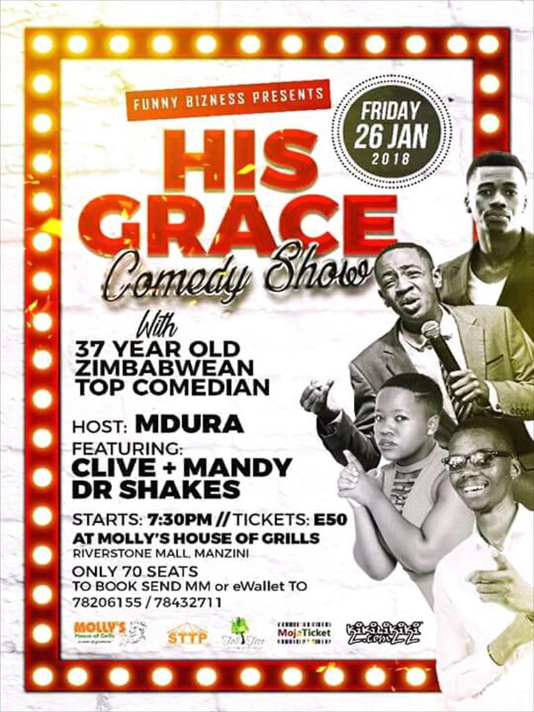 His Grace Comedy Show
