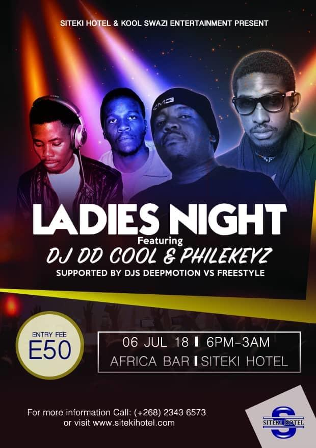 Ladies Night ft DJ DD Cool and Philekeyz