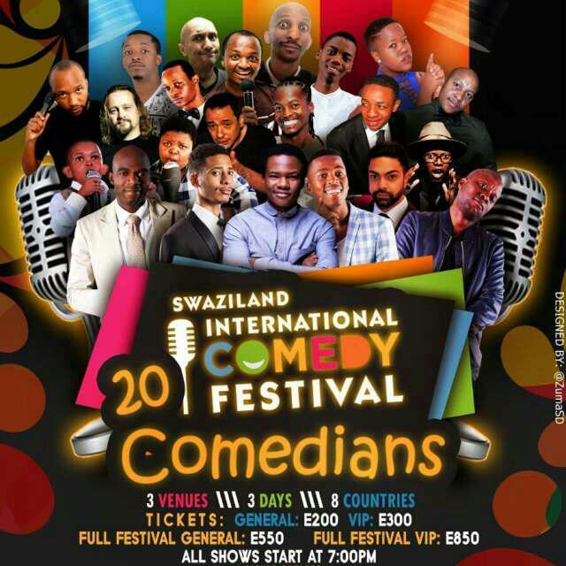 Swaziland International Comedy Festival