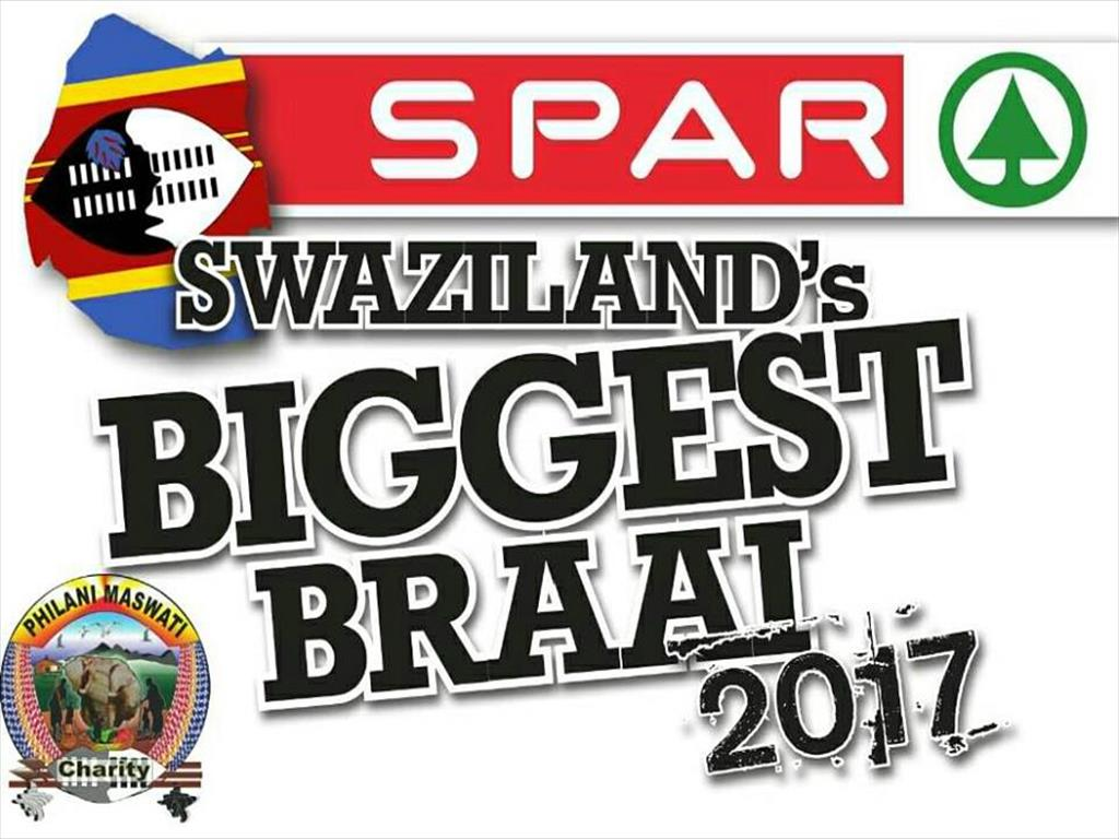 Swazilands BIGGEST BRAAI 2017