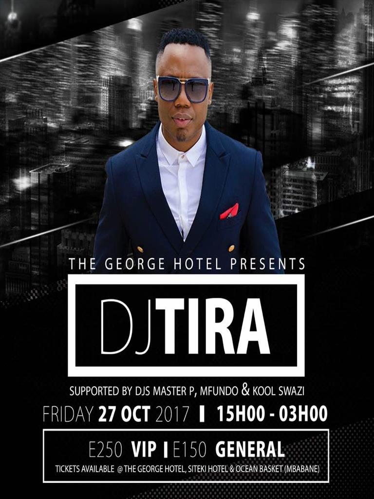 TGH Presents DJ Tira
