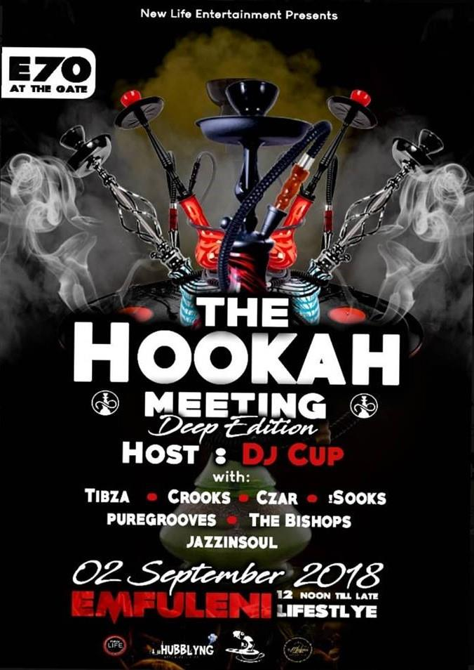 The Hookah Meeting Deep Edition