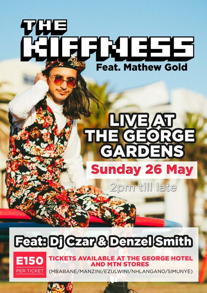 The Kiffness Live ft Mathew Gold