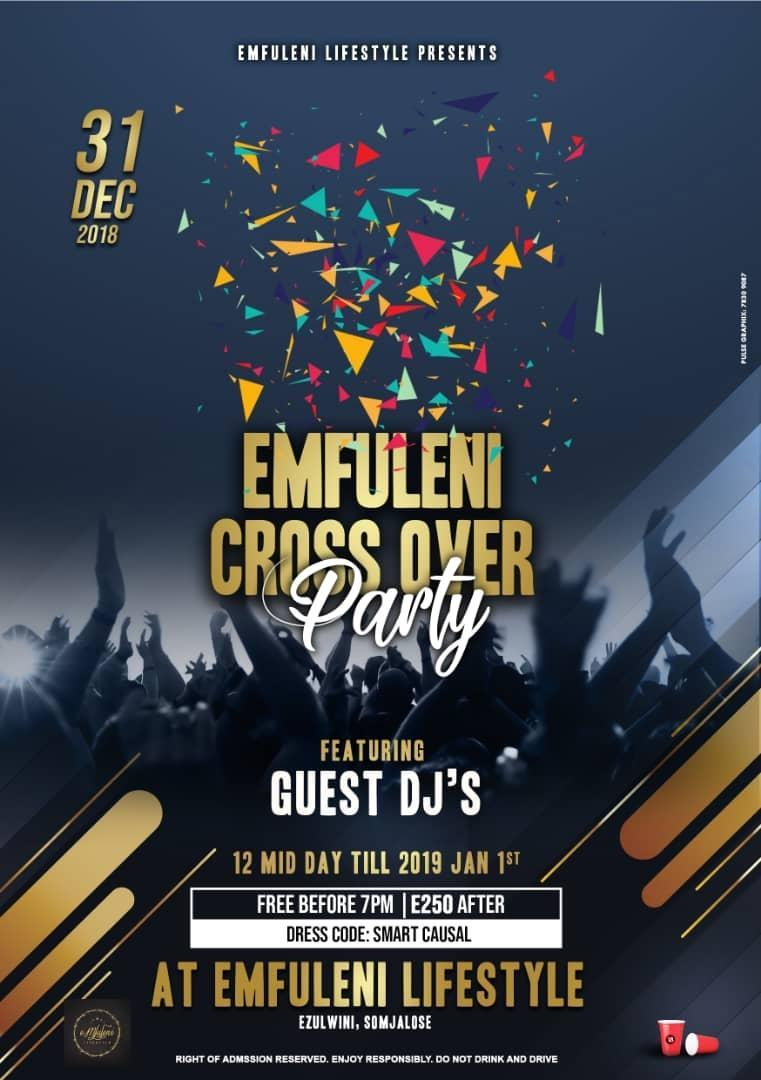 Emfuleni Crossover Party