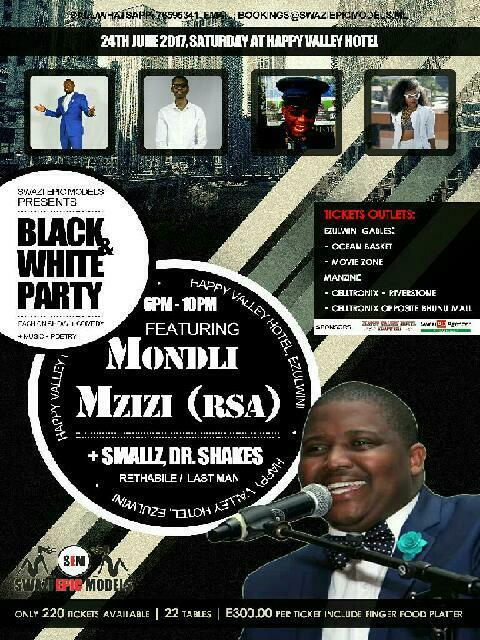 Black and White Party II Pic
