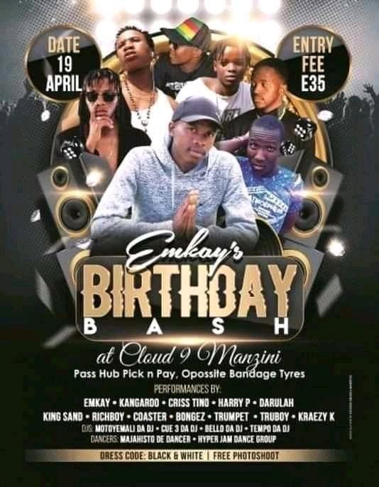 Emkays Birthday Bash