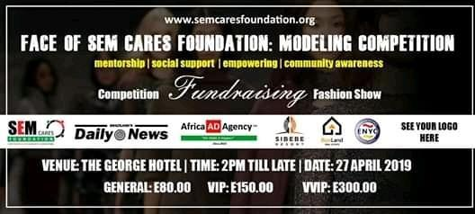 Face Of SEM Cares Foundation Modeling Competition