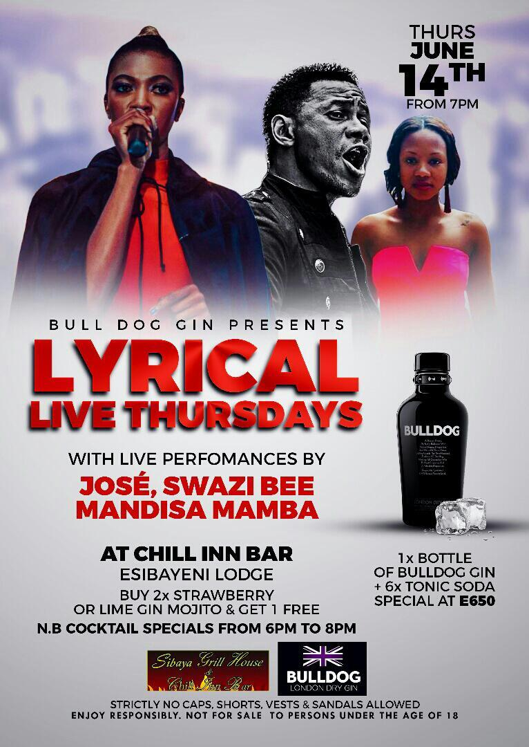 Lyrical Live Thursdays