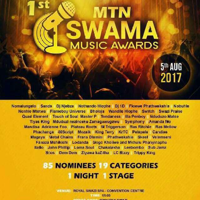 MTN SWAMA Music Awards