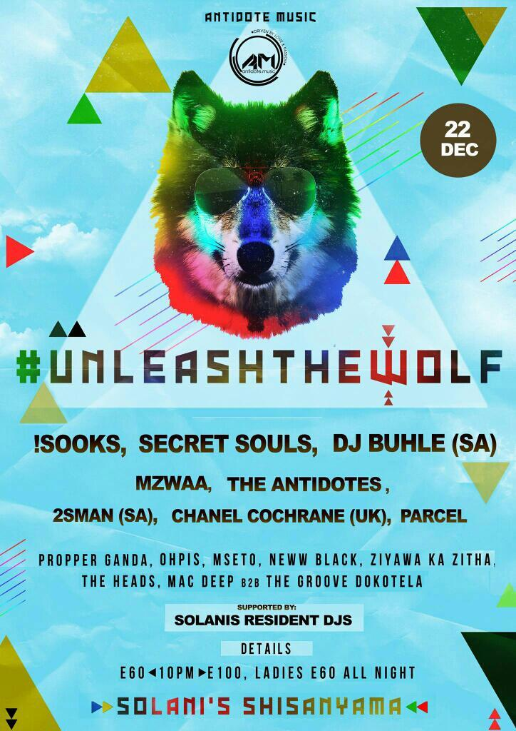 Unleash The Wolf