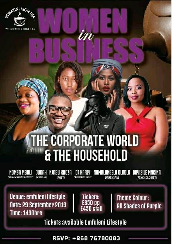 Women In Business The Corporate World And Household